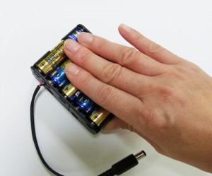 電池ボックス使用例1